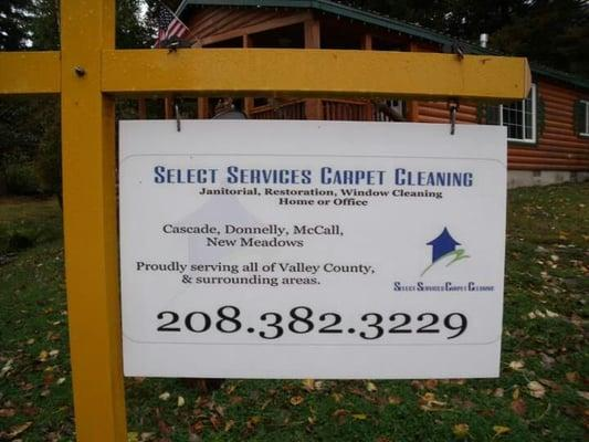 Select Services Carpet Cleaning