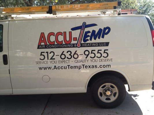 Accu-Temp Air Cond & Heating