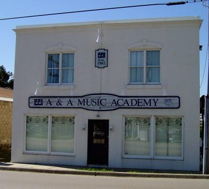 A && A Music Academy