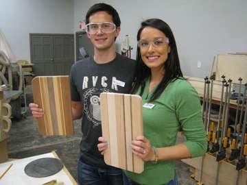 Philadelphia Woodworks Members Workshop