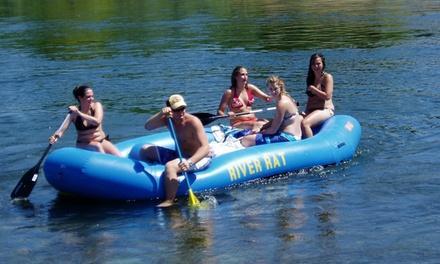 River Rat Raft & Bike