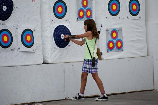 Empty Quiver Archery
