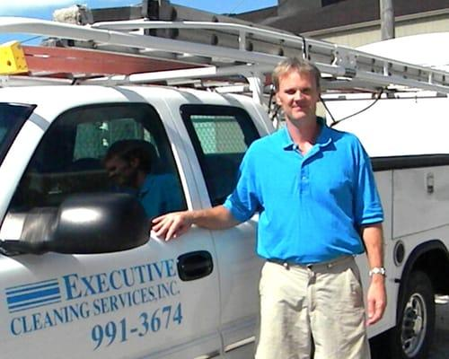 Executive Cleaning Serviceces, INC