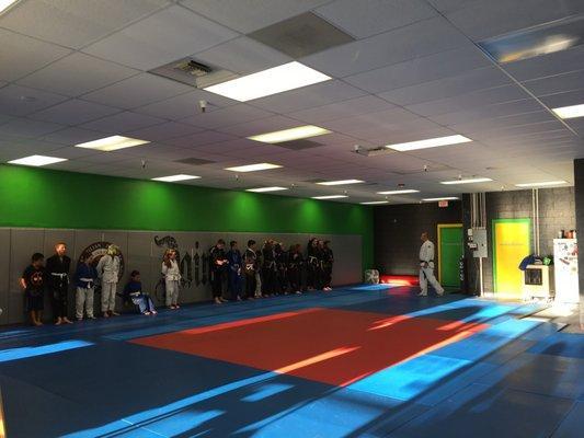 Daimyo Brazilian JiuJitsu Academy