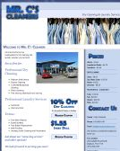 Mr. C's Cleaners