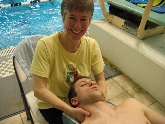 Alice Sanvito, Massage Therapist