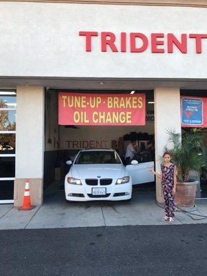 TRIDENT AUTO PERFORMANCE & SMOG