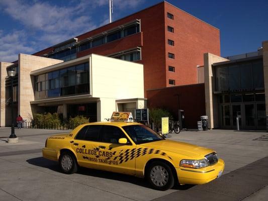 College Cabs