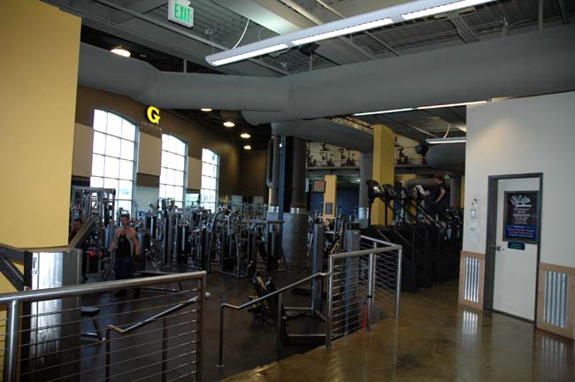 Gold's Gym Meridian