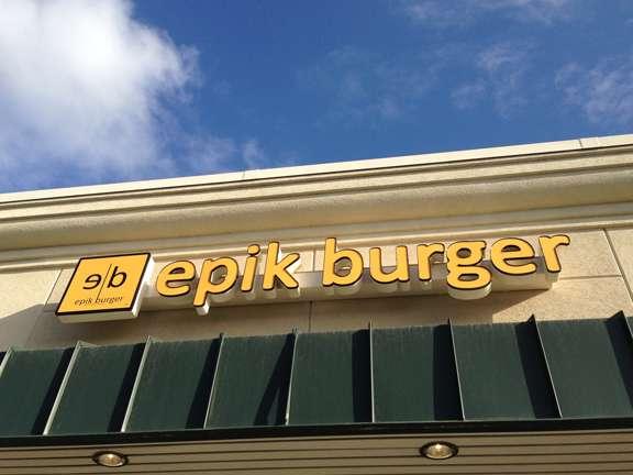 Epik Burger