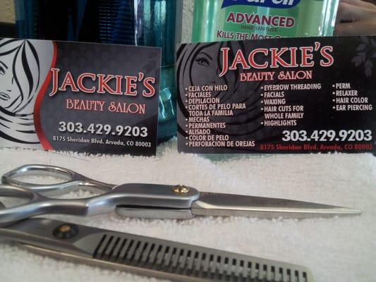 Jackie's Beauty Salon