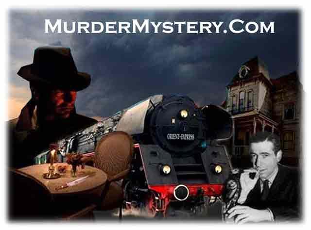 Murder Mystery Dinner Theater