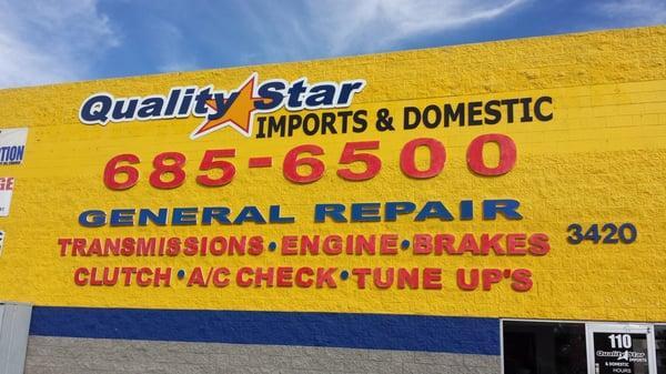 Quality Star Imports && Domesti