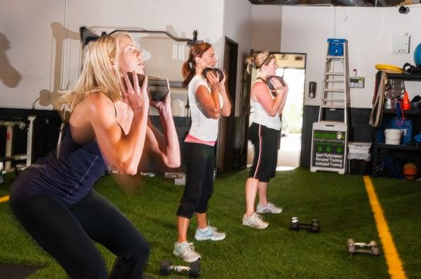 Foundation Strength & Conditioning