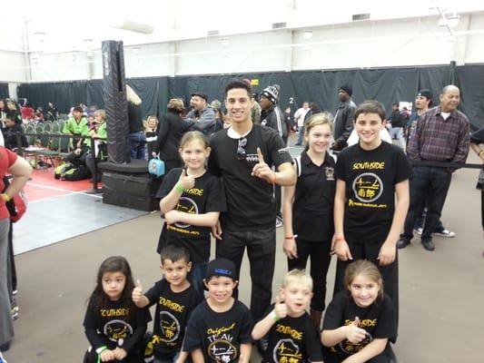 Southside Xtreme Martial Arts Family Training Center
