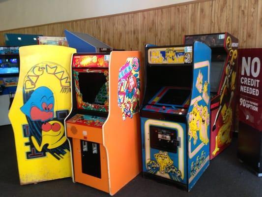 Arcades4Home