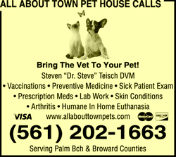All About Town Pet House Calls, LLC