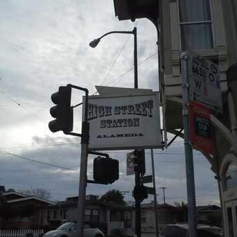 High Street Station Cafe