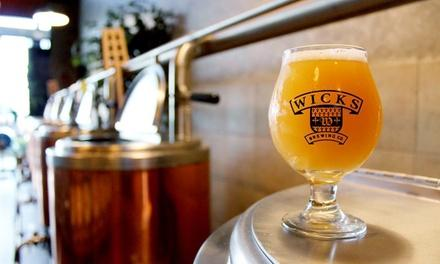 Wicks Brewing Co.