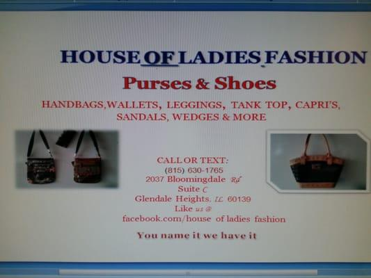House of Ladies Fashion