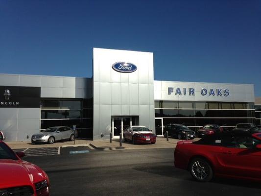 Fair Oaks Ford Lincoln