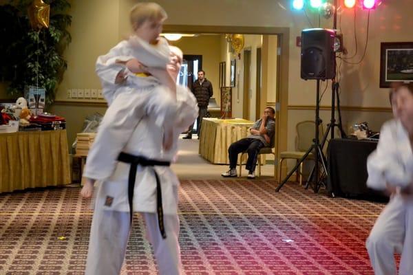 American Tiger Karate