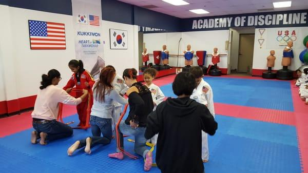 Blue Dragon Taekwondo Academy