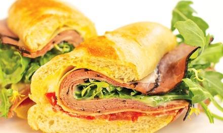 White Apron Specialty Sandwiches
