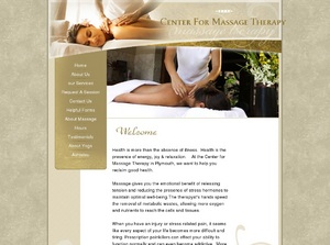 The Center Massage, Yoga & Wellness Studio