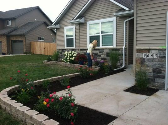 Grass Roots Landscaping and Snow Removal