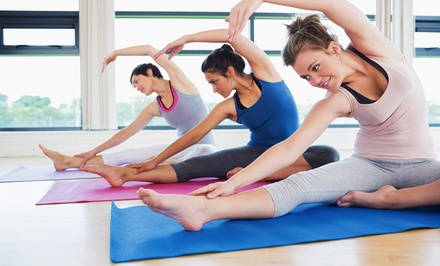 North Pines Yoga and Pilates