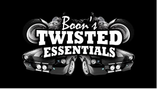 Boon's Twisted Essentials