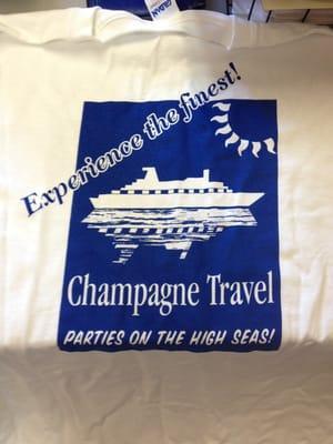 Champagne Travel Inc