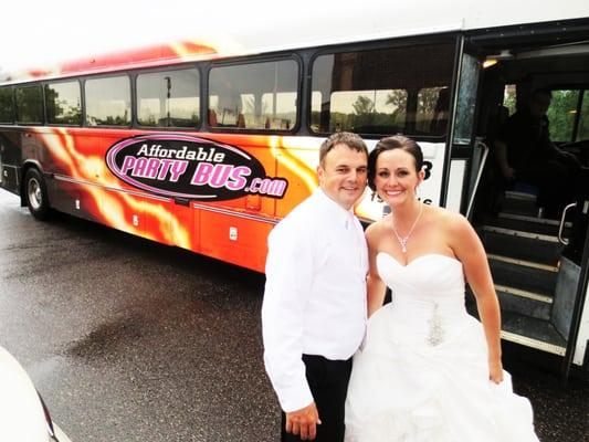 Affordable Party Bus, Inc