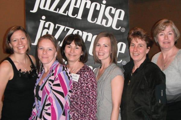 Jazzercise Evergreen Fitness Center