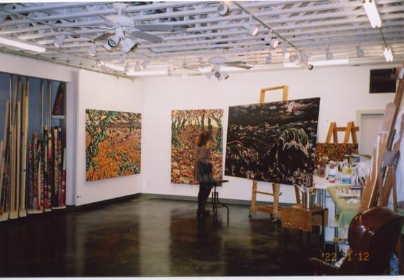 Nina Beall Art Classes
