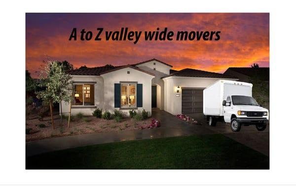 A to Z Valleywide Movers