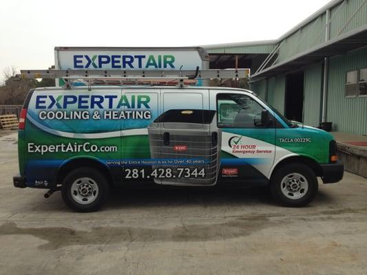 Expert Air Cooling and Heating