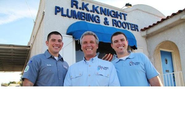 RK Knight Plumbing & Rooter