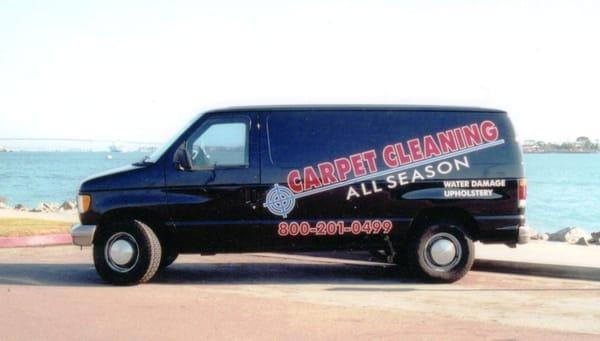 All Season Carpet Cleaning