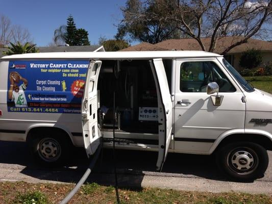 Victory Carpet Cleaning