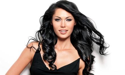 Alexandra Berta at Impulse Hair Salon