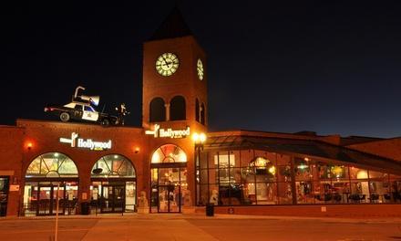 Hollywood Blvd. and Hollywood Palms Cinemas