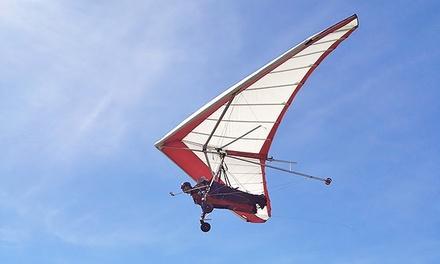 Cowboy Up Hang Gliding