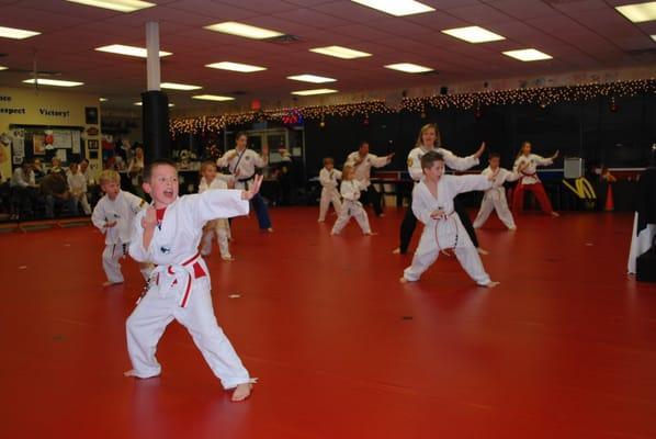 Advanced Martial Arts