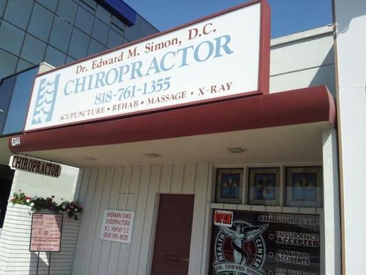 Ed Simon Chiropractic