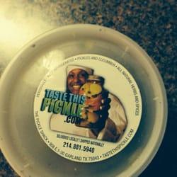 Taste This Pickle