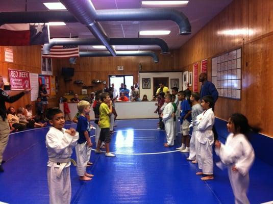 Dojo Kyle Brazilian Jiu-Jitsu