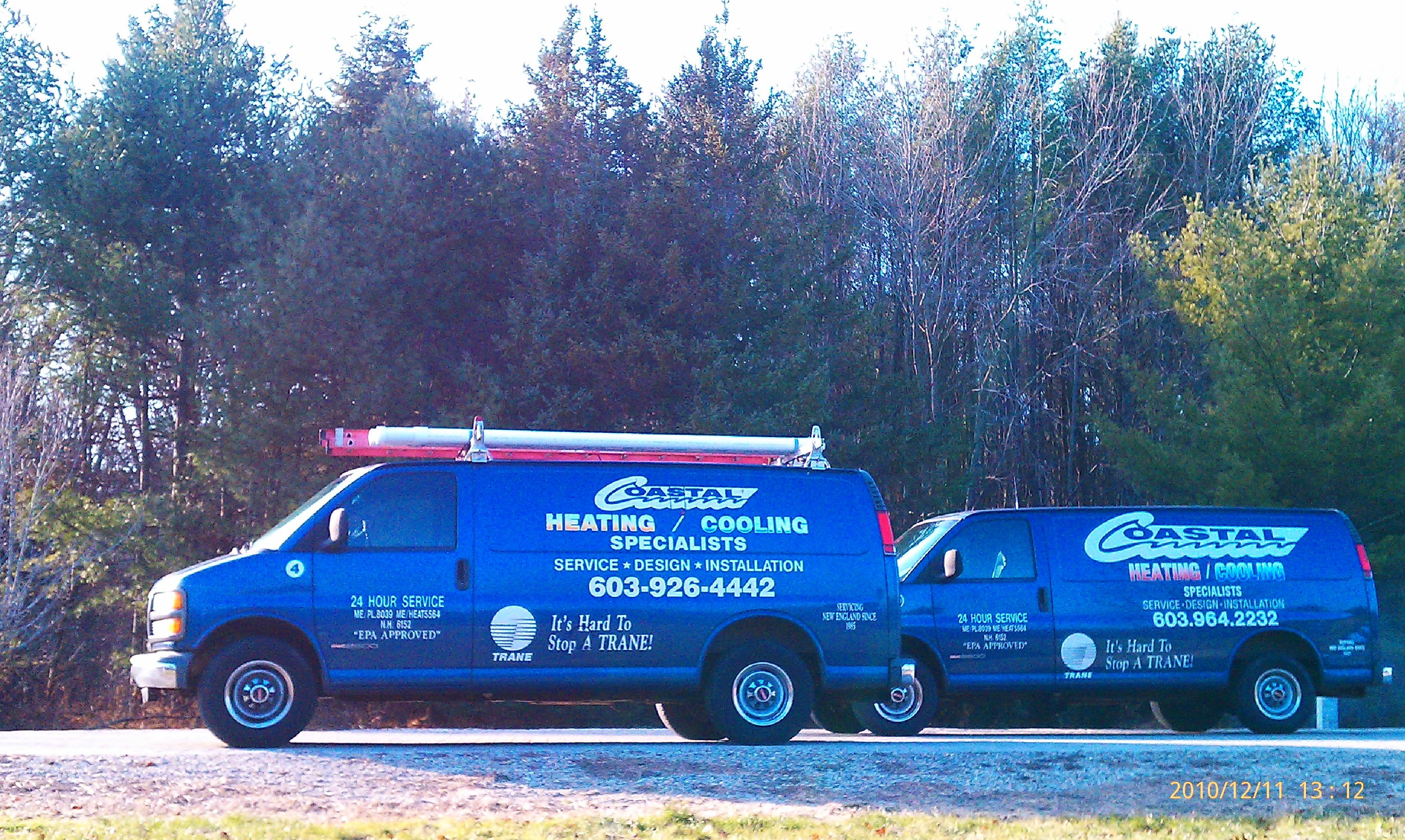 Coastal Heating/Cooling Specialists
