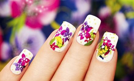 Nails by Darlene at Sharp Cuts